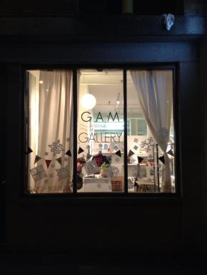 Gam Gallery 4-Year Anniversary Bash