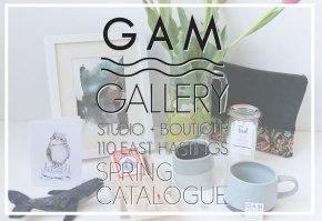 Spring Catalogue Now Open to thePublic