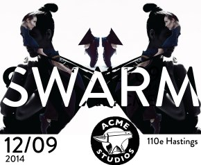 Swarm 15 at Gam Gallery
